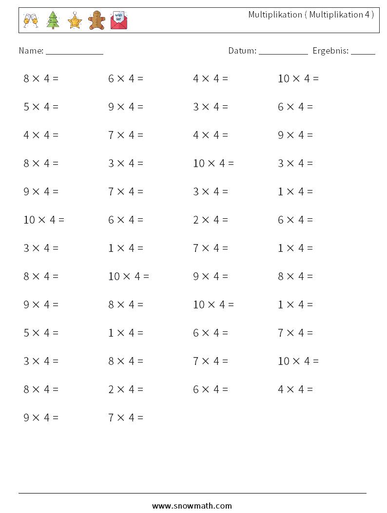 20 multiplikation  multiplikation 20  Mathe Arbeitsblätter ...